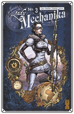 Lady Mechanika T.3