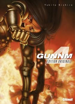 Gunnm T.4