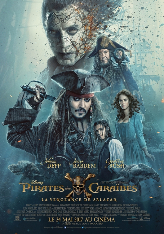 Pirates des Caraîbes 5