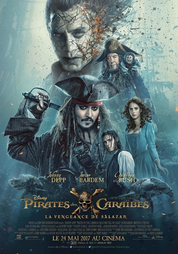 Pirates des Caraîbes 5