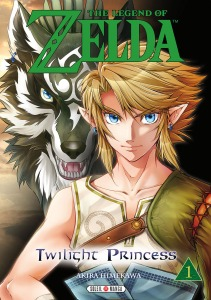 Zelda Twilight Princess T.1