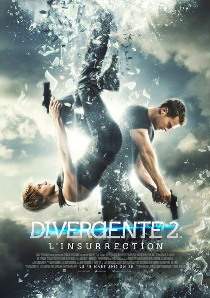 Divergente 2 - l'insurrection