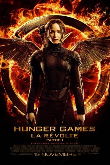 Hunger Games - la révolte Part. 1