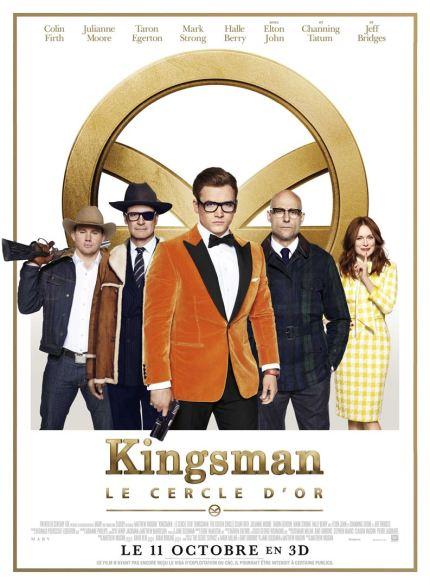 Kingsman le cercle d'or
