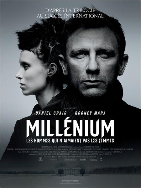 Millenium - les hommes qui n'aimaient pas les femmes
