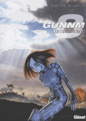Gunnm T.8