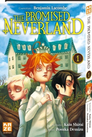 The Promised Neverland T.1.2