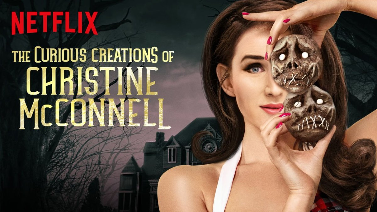 The Curious Creations of Christine McConnell (saison 1)